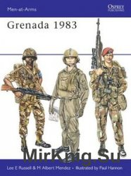 Grenada 1983 (Osprey Men-at-Arms 159)