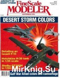 FineScale Modeler 1991-09
