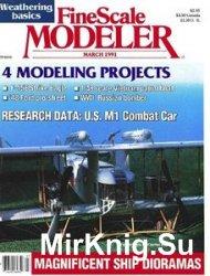 FineScale Modeler 1991-03