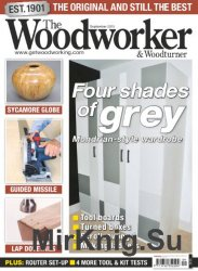 The Woodworker & Woodturner №9 (September 2015)