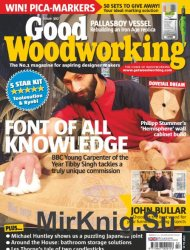 Good Woodworking №302 (February 2016)