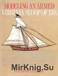 Modeling an Armed Virginia Sloop of 1768