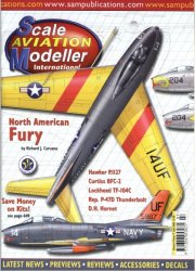 Scale Aviation Modeller Internatational №7 2003
