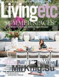 Living Etc - August 2016