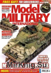 Model Military International - Issue 124 (August 2016)