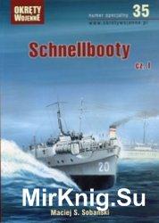 Schnellbooty cz.I - Okrety Wojenne Numer specjalny 35 -
