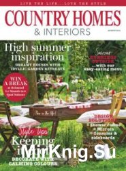 Country Homes & Interiors - August 2016