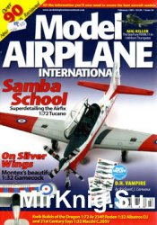 Model Airplane International №43