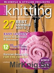 Love of Knitting Summer 2013