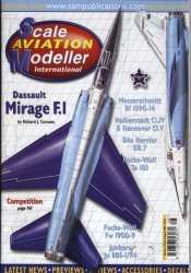 Scale Aviation Modeller Internatational №8 2003