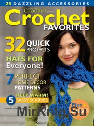 Love of Crochet Favorites 2013