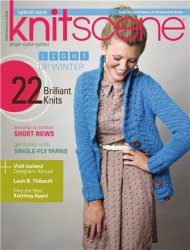Knitscene - Winter 2012