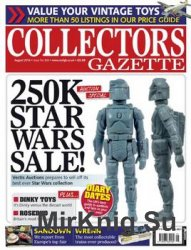 Collectors Gazette 2016-08
