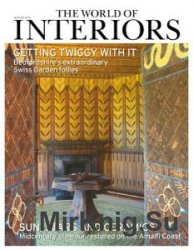 The World of Interiors - August 2016