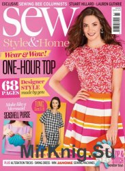 Sew Style & Home  № 85 June 2016