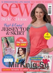 Sew Style & Home №81 February 2016