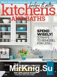 Before & After Kitchens and Baths 2016