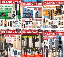 Klang+Ton №№01-06 2015