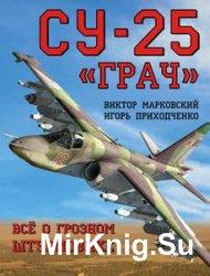 """Су-25 """"Грач"""": Все о грозном штурмовике"""