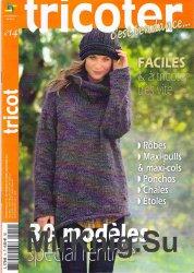 Tricoter c'est Tendences №14 2011