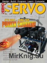Servo Magazine №10 2015