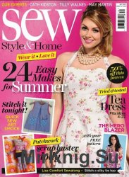 Sew Style & Home Issue 75 2015