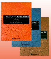 Computer Arithmetic: Volume I-III. Reprint Edition