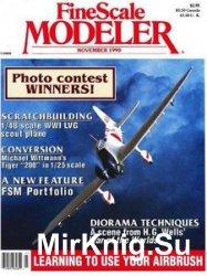 FineScale Modeler 1990-11