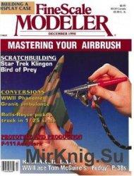 FineScale Modeler 1990-12