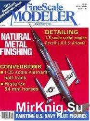 FineScale Modeler 1991-01