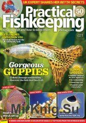 Practical Fishkeeping August 2016