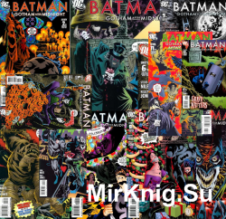 Batman - Gotham After Midnight (001-012)