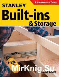 Stanley Built-Ins & Storage