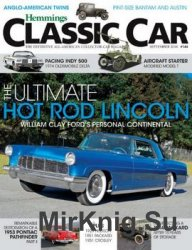 Hemmings Classic Car - September 2016