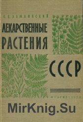Лекарственные растения СССР