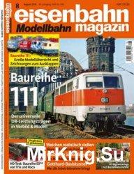 Eisenbahn Magazin 2016-08