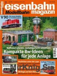 Eisenbahn Magazin 2016-07
