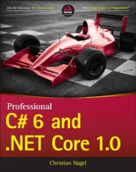 Professional C# 6 and .NET Core 1.0
