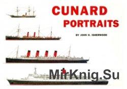 Cunard Portraits