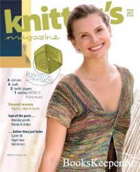 Knitter's Magazine - Spring 2015