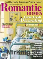 Romantic Homes - August 2016