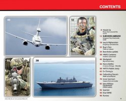 Contact Air Land & Sea 2015 Yearbook