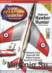 Scale Aviation Modeller Internatational №4 2004