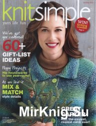 Knit Simple Holiday 2013