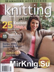 Love of Knitting 2013 Fall