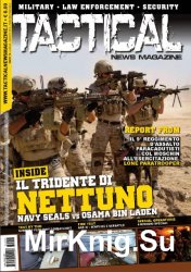 Tactical News Magazine № 7-8, 2013