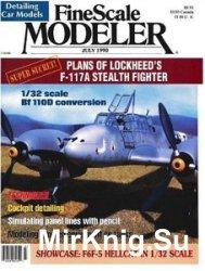 FineScale Modeler 1990-07