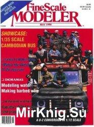 FineScale Modeler 1990-05