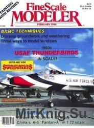 FineScale Modeler 1990-02