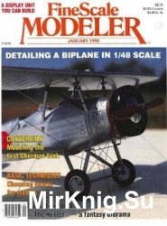 FineScale Modeler 1990-01